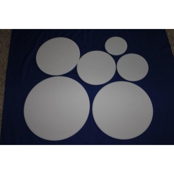 Individual Plates - Round